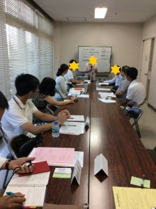 岡山・倉敷合同授業